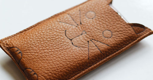 как сделать красивый чехол для телефона своими руками