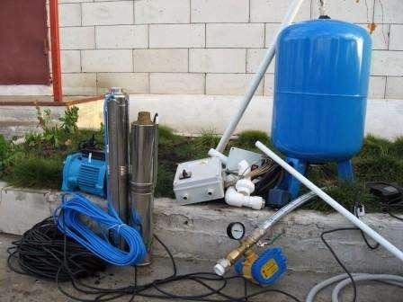 oppsamler av vann i kjeller