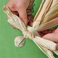 поделки из кукурузы фото