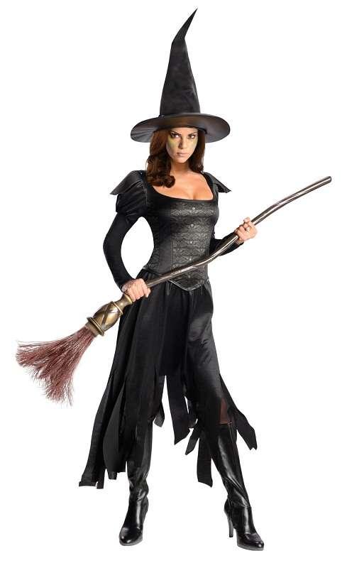 женский костюм для хэллоуина