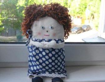 Тряпичные куклы своими руками: мастер-класс, шаблоны, выкройки
