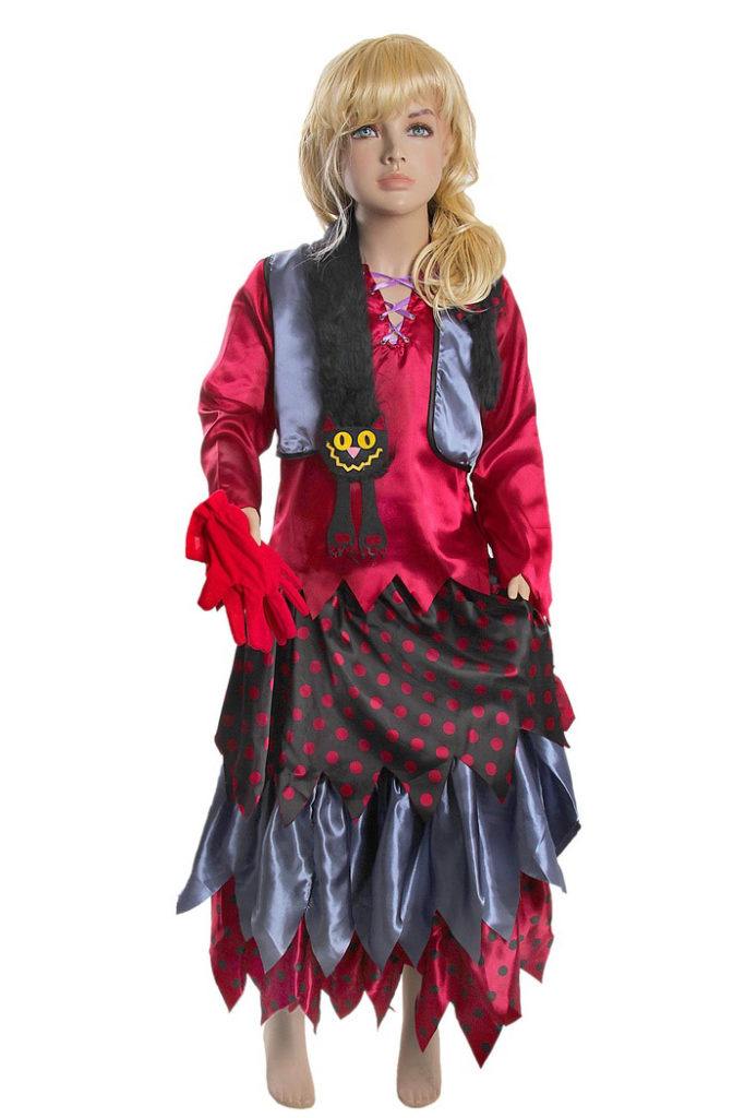 Костюмы на Хэллоуин для девушек. Описание и фото - photo#24