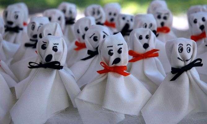 фото поделок для хэллоуина