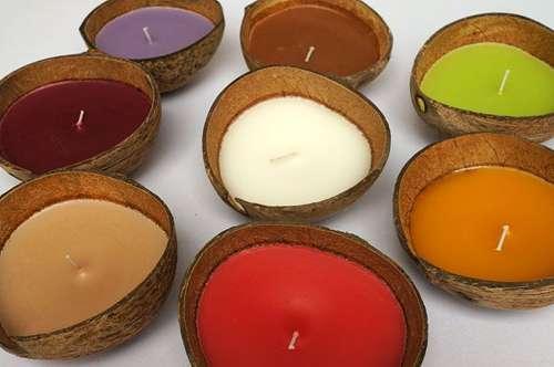 какие поделки сделать из скорлупы кокоса