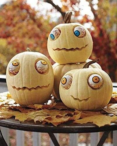 поделки своими руками для хэллоуина