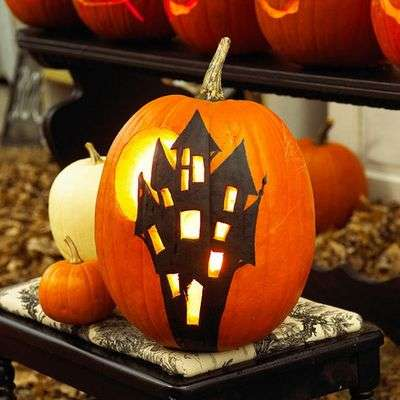 что сделать своими руками для хэллоуина