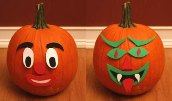 поделки на хэллоуин мастер-класс