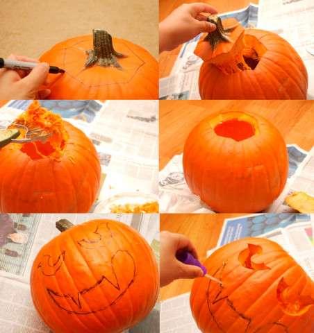Поделки для хэллоуина своими руками страшные