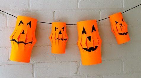 Хэллоуин поделки своими руками