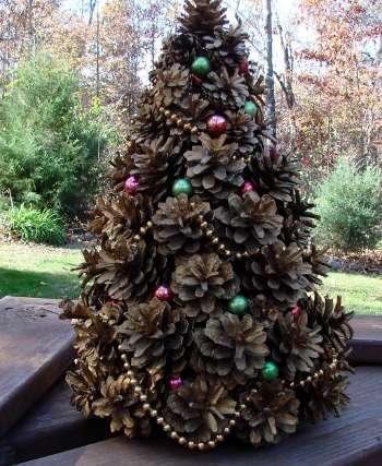 как сделать новогоднюю елку своими руками инструкция