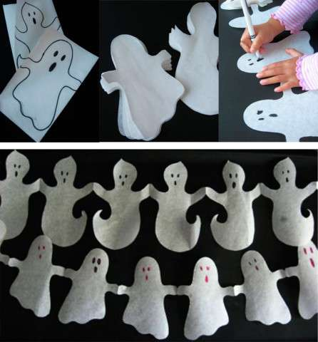 поделки для Хэллоуина