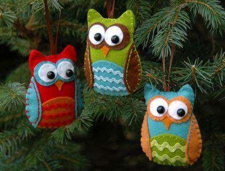 мягкие игрушки своими руками к новому году