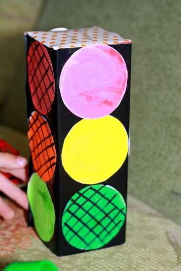 поделки про правила дорожного движения для детей