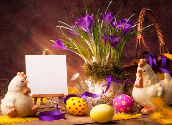 традиции празднования пасхи