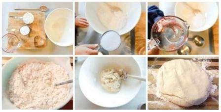 Сегодня появилось много рецептов для изготовления соленого теста, которое подходит для лепки фигурок. Предлагаем один из самых распространенных рецептов, который легко приготовить в домашних условиях.