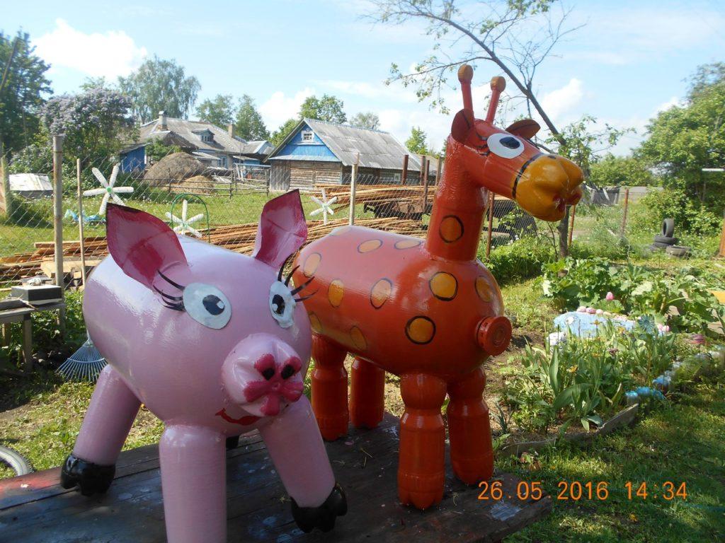 Страна мастеров поделки своими руками в саду фото 245