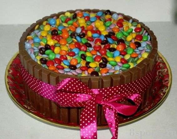 украшаем торт своими руками оригинальные идеи