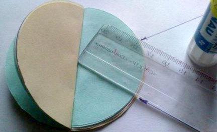 сделать новогодние шары из бумаги своими руками