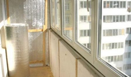 Как утеплить балкон своими руками. Пошаговое фото и видео