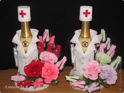 Подарки медработникам своими руками