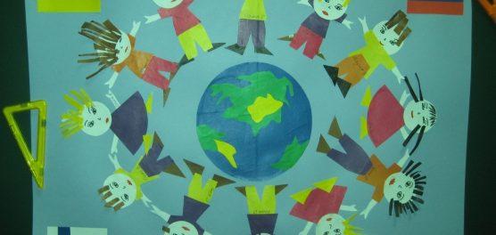 Поделки в детском саду ко дню народного единства