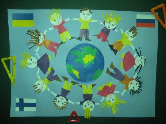 поделки ко дню народного единства в начальной школе