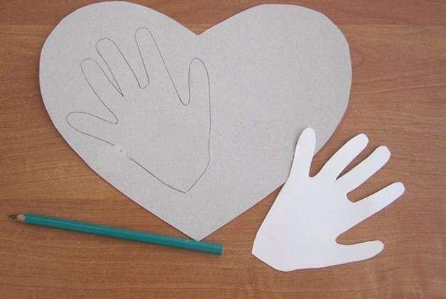 Подделки своими руками сердца
