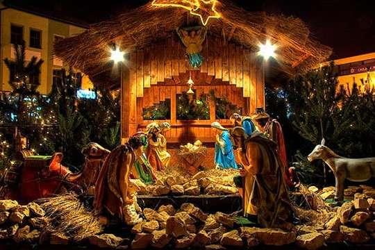 Рождественские поздравления 7 января
