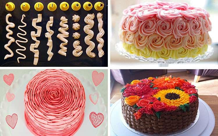 Украсить торт рецепт своими руками 49