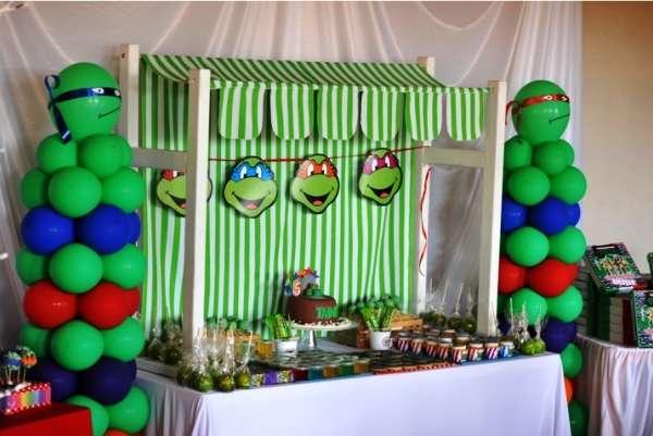 60 идей декора на день рождения ребенка своими руками 54