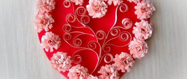 подарки ко дню святого валентина своими руками фото