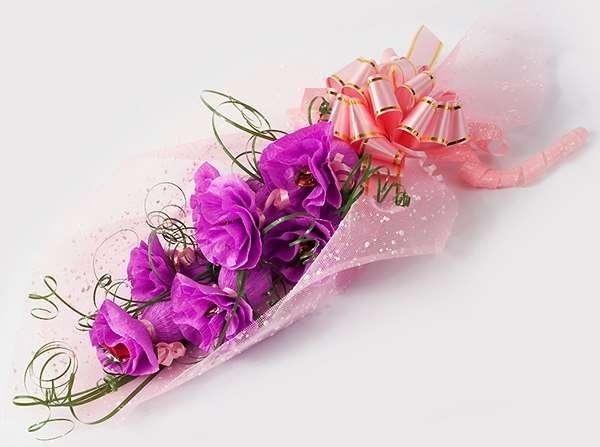 сладкие подарки к 8 марта +своими руками