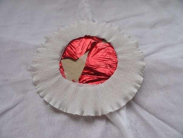 какой подарок сделать из конфет своими руками