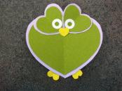 Как с ребенком сделать валентинку из бумаги к 14 февраля