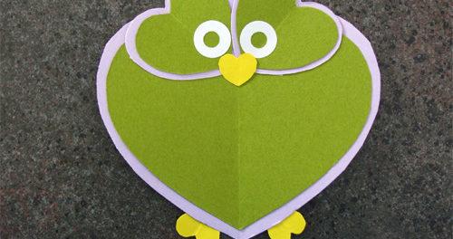Делаем валентинки из бумаги своими руками 93