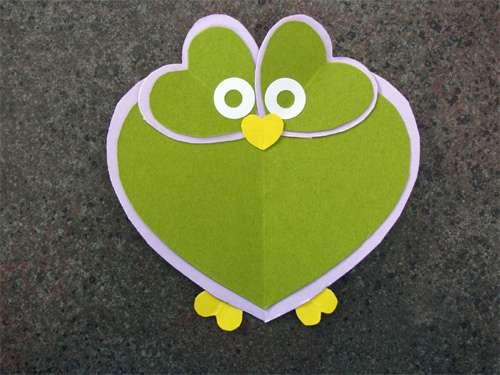 валентинки своими руками из бумаги для детей