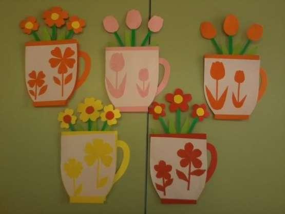 какой подарок сделать маме в детском саду на 8 марта