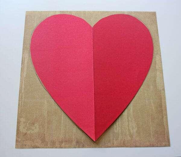 Делаем валентинки из бумаги своими руками 54