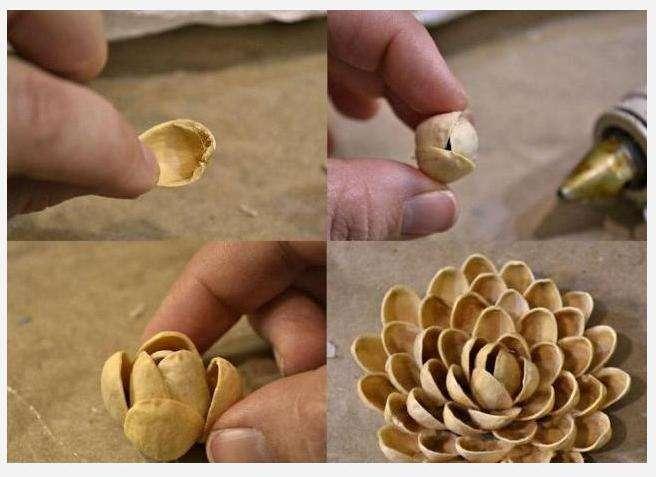 как сделать поделку из бросового материала