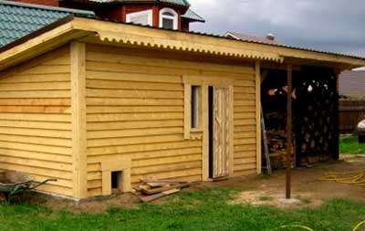 Сарай своими руками: каркасный деревянный пошагово
