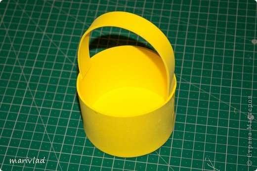 пасхальная корзинка из ткани своими руками