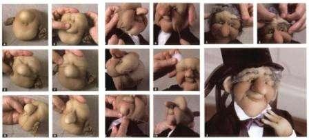 Начинающим стоит учитывать, что на маленьких кукол сложнее шить вещи и даже отдельные детали. Оптимальный вариант – изделие длиной около 45 см, при этом длина рук рассчитывается исходя из длины ту