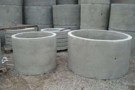 Бетонные кольца для канализации. Фундаментные блоки: размеры и цены