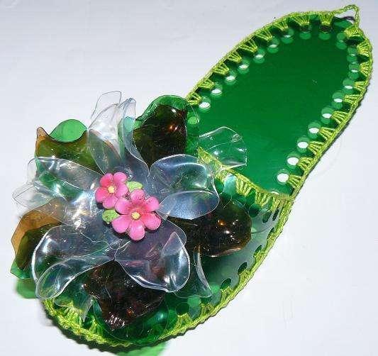пластиковые бутылки поделки для дачи как сделать