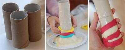поделки из солёного теста своими руками фото по шагам для детей
