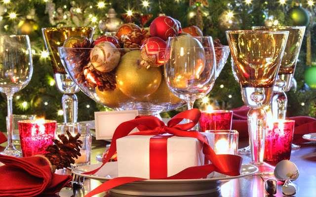 рецепты блюд новогоднего стола