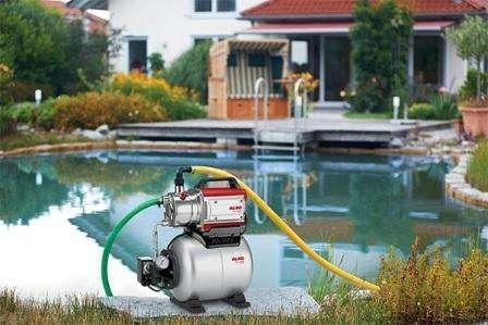 Насосные станции водоснабжения для частного дома. Цена