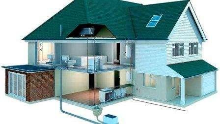 Как провести водопровод в частный дом от центрального водопровода. Схемы, видео, чертежи