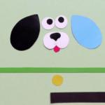 Поделка собака: Фото и мастер-класс