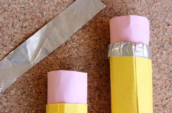 подарок из конфет учителю